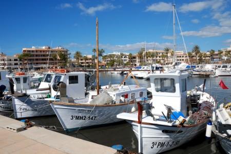 Mallorca Fischerhafen