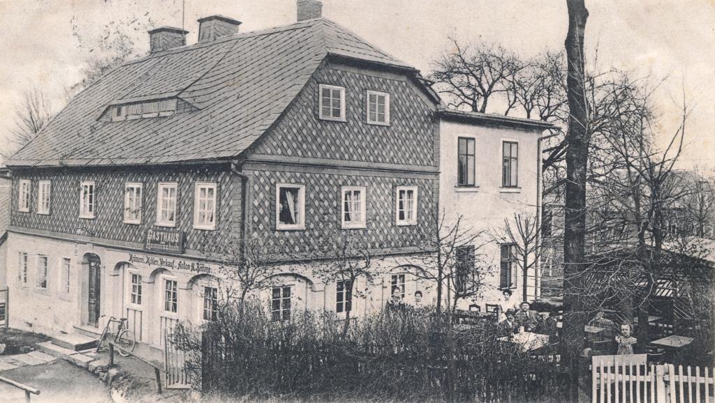 Gasthof zum Hemmschuh  1900