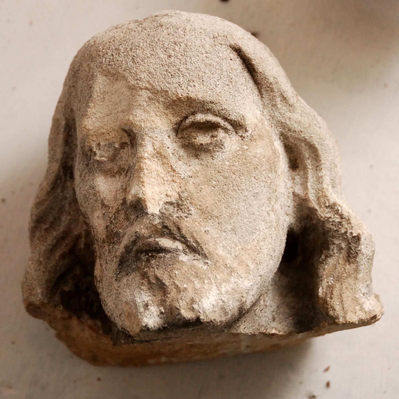 Jesuskopf Apatin