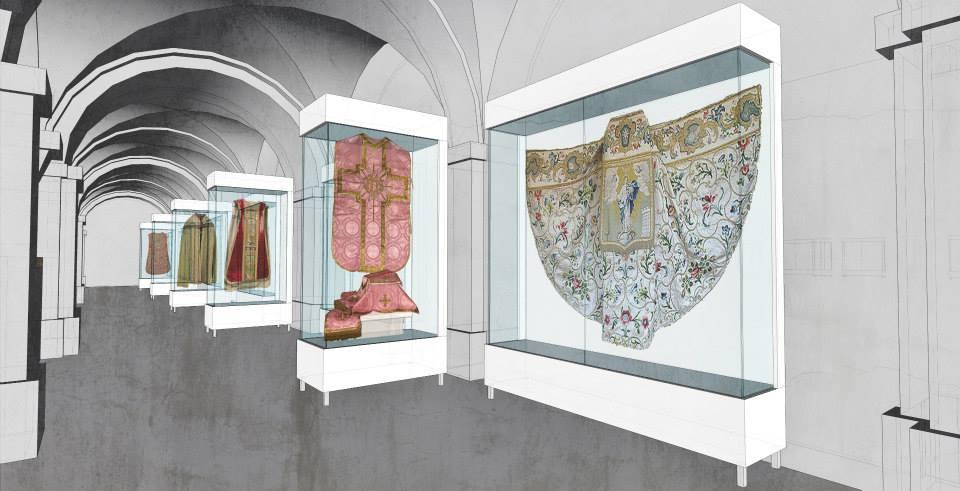 geplante 2. Ausbaustufe des donauschwäbischen Kirchenmuseums